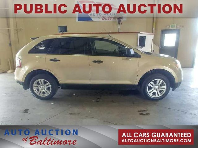 2007 Ford Edge in JOPPA MD