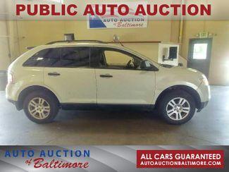 2007 Ford Edge SE   JOPPA, MD   Auto Auction of Baltimore  in Joppa MD