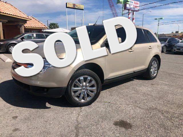 2007 Ford Edge SEL CAR PROS AUTO CENTER (702) 405-9905 Las Vegas, Nevada