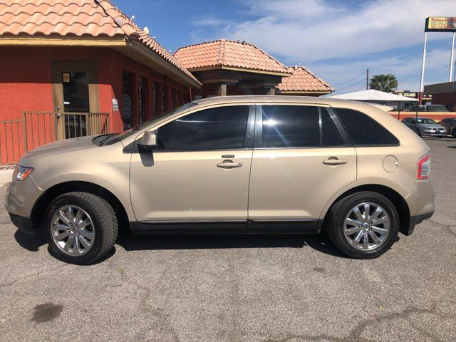 2007 Ford Edge SEL CAR PROS AUTO CENTER (702) 405-9905 Las Vegas, Nevada 1