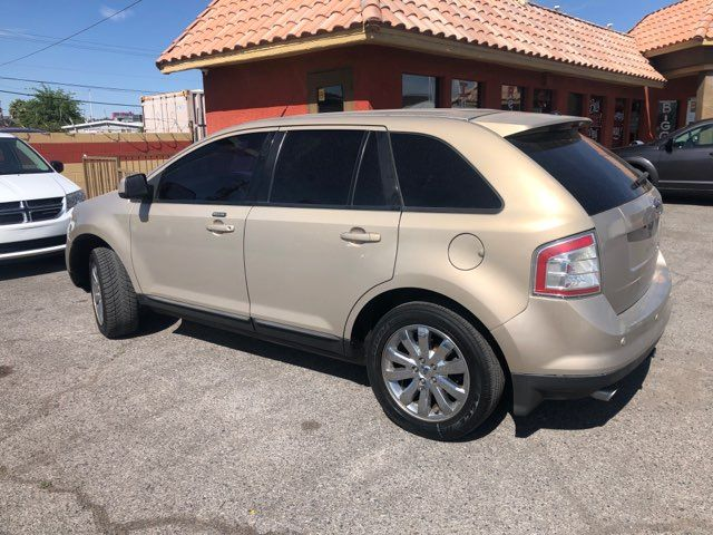 2007 Ford Edge SEL CAR PROS AUTO CENTER (702) 405-9905 Las Vegas, Nevada 2