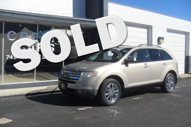2007 Ford Edge in Lubbock TX