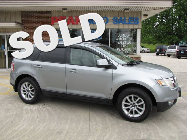 2007 Ford Edge SEL in Medina, OHIO 44256