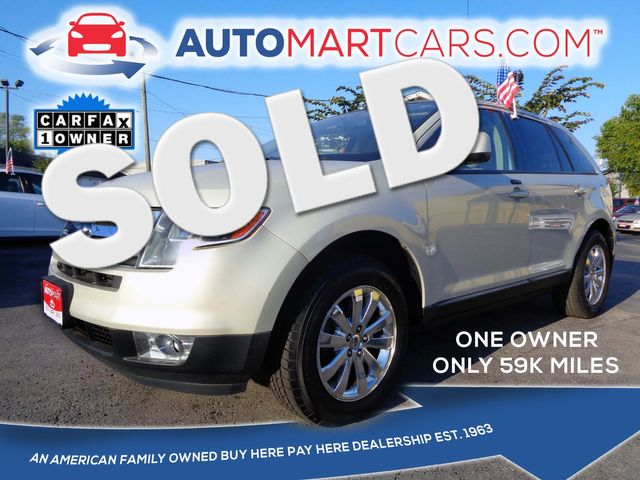 2007 Ford Edge SEL PLUS   Nashville, Tennessee   Auto Mart Used Cars Inc. in Nashville Tennessee