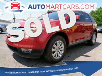 2007 Ford Edge SEL PLUS | Nashville, Tennessee | Auto Mart Used Cars Inc. in Nashville Tennessee