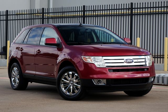 2007 Ford Edge SEL Plus* NAV* Pano Roof* EZ Finance** | Plano, TX | Carrick's Autos in Plano TX