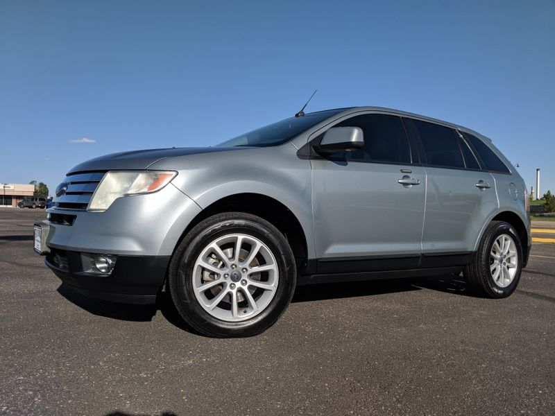 2007 Ford Edge SEL PLUS  Fultons Used Cars Inc  in , Colorado