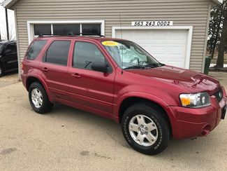 2007 Ford Escape Limited in Clinton IA, 52732