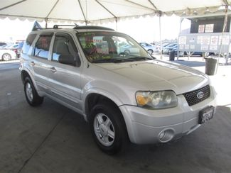 2007 Ford Escape Limited Gardena, California 3