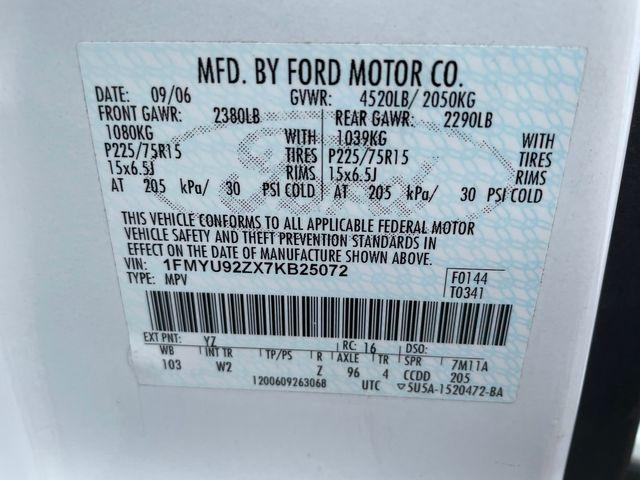 2007 Ford Escape XLS Hoosick Falls, New York 7