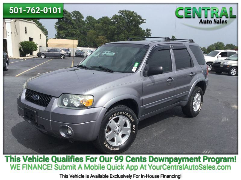 2007 Ford Escape Limited | Hot Springs, AR | Central Auto Sales in Hot Springs AR