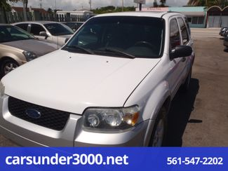 2007 Ford Escape XLT Lake Worth , Florida