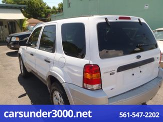 2007 Ford Escape XLT Lake Worth , Florida 1