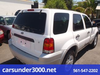 2007 Ford Escape XLT Lake Worth , Florida 2