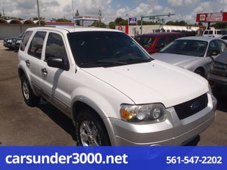 2007 Ford Escape XLT Lake Worth , Florida 3
