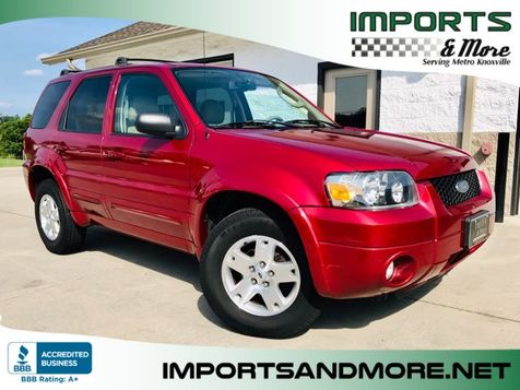 2007 Ford Escape Limited V6 2WD in Lenoir City, TN