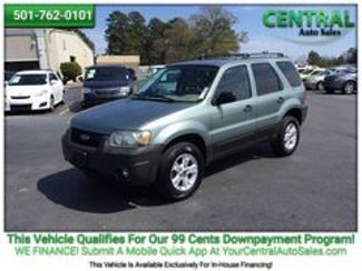 2007 Ford ESCAPE/PW    Hot Springs, AR   Central Auto Sales in Hot Springs AR