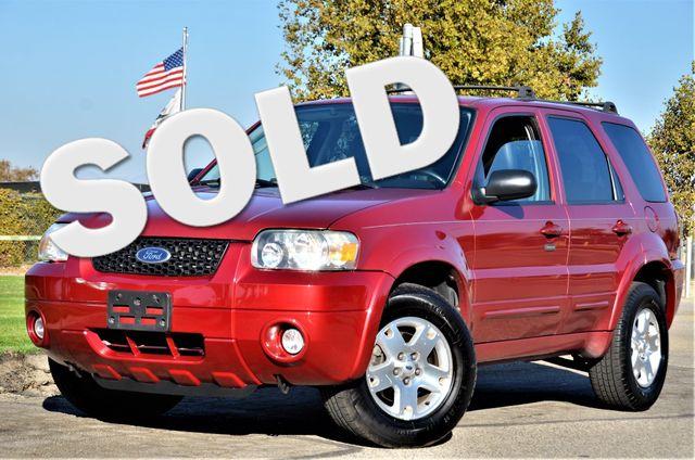 2007 Ford Escape Limited Reseda, CA