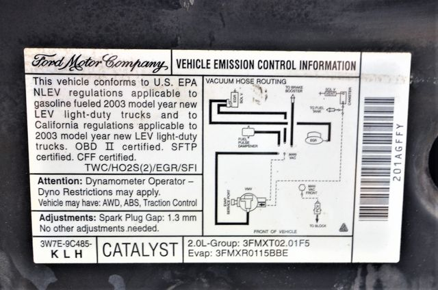 2007 Ford Escape Limited Reseda, CA 33