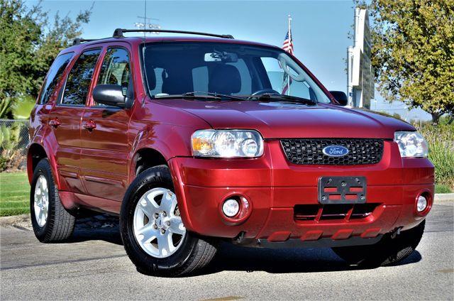 2007 Ford Escape Limited Reseda, CA 14