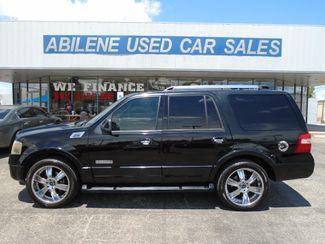 2007 Ford Expedition Limited  Abilene TX  Abilene Used Car Sales  in Abilene, TX