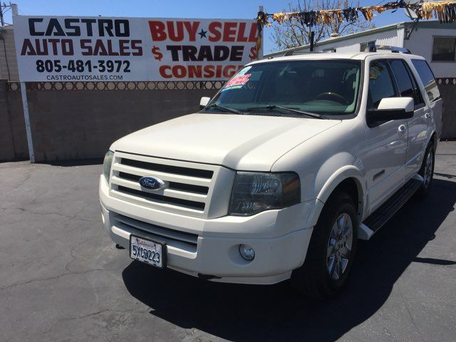 2007 Ford Expedition Limited in Arroyo Grande, CA 93420