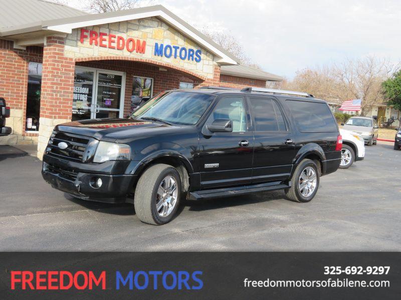 2007 Ford Expedition EL Limited   Abilene, Texas   Freedom Motors  in Abilene Texas