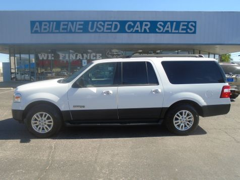 2007 Ford Expedition EL XLT in Abilene, TX