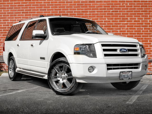 2007 Ford Expedition EL Limited Burbank, CA 1
