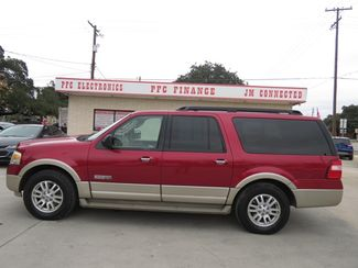 2007 Ford Expedition EL Eddie Bauer in Devine, Texas 78016