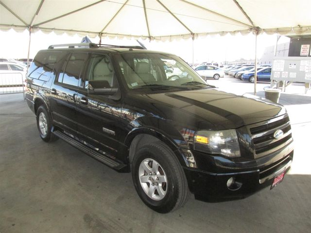 2007 Ford Expedition EL Limited Gardena, California 3