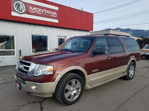 2007 Ford Expedition EL Eddie Bauer in