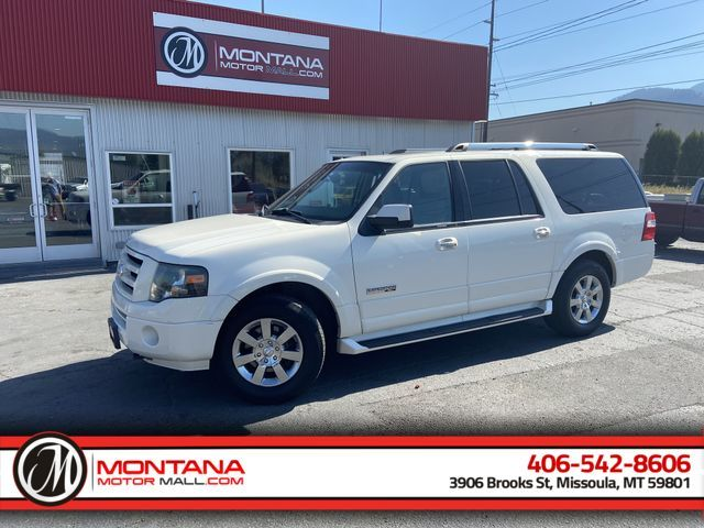 2007 Ford Expedition EL Limited