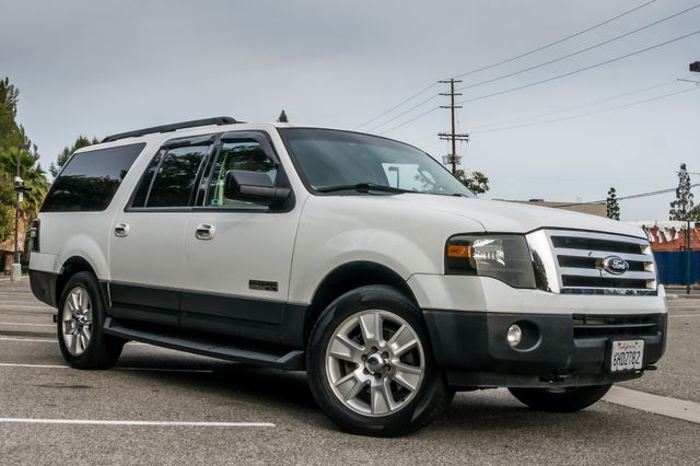 2007 Ford Expedition EL XLT 4WD - 3RD ROW in Reseda, CA, CA 91335