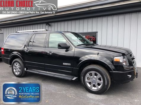 2007 Ford Expedition EL Limited in San Antonio, TX