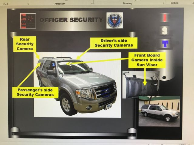 2007 Ford Expedition EL XLT w/ Undercover Surveillance Equipment