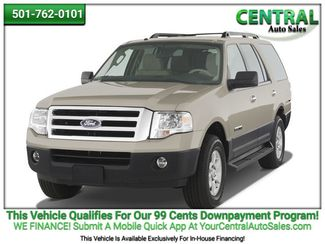 2007 Ford Expedition XLT | Hot Springs, AR | Central Auto Sales in Hot Springs AR