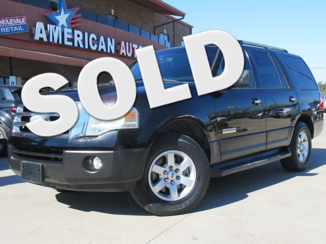 2007 Ford Expedition XLT | Houston, TX | American Auto Centers in Houston TX
