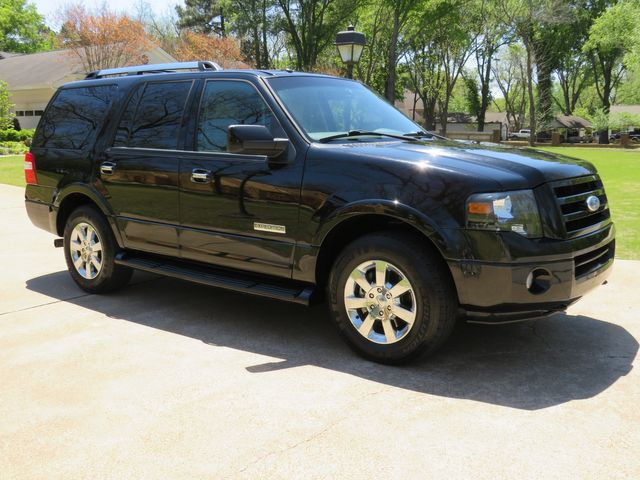 2007 Ford Expedition Limited 4WD 8-Passenger