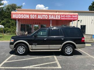 2007 Ford Expedition Eddie Bauer | Myrtle Beach, South Carolina | Hudson Auto Sales in Myrtle Beach South Carolina