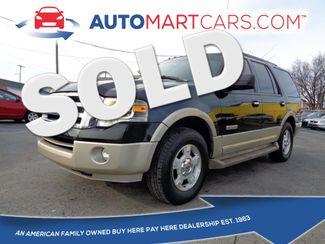 2007 Ford Expedition Eddie Bauer | Nashville, Tennessee | Auto Mart Used Cars Inc. in Nashville Tennessee