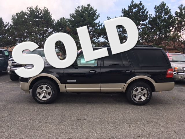 2007 Ford Expedition 4X4 Eddie Bauer Ontario, OH