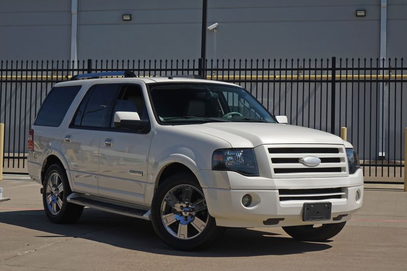 2007 Ford Expedition Limited* 3 Rows Leather*   Plano, TX   Carrick's Autos in Plano TX