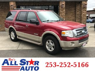 2007 Ford Expedition Eddie Bauer 4WD in Puyallup Washington, 98371