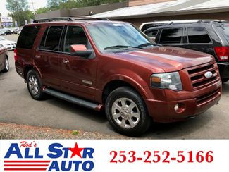 2007 Ford Expedition Limited 4WD in Puyallup Washington, 98371