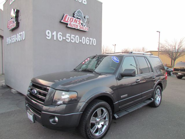 2007 Ford Expedition Limited 4 x 4 Navi / DVD