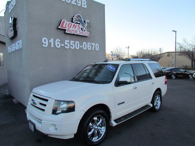 2007 Ford Expedition Limited 4 x 4 Navi in Sacramento, CA 95825