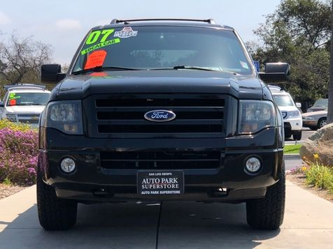 2007 Ford Expedition Limited   San Luis Obispo, CA   Auto Park Sales & Service in San Luis Obispo, CA
