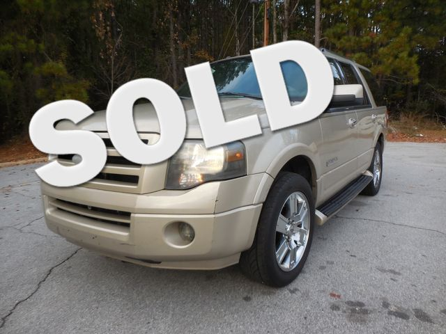 2007 Ford Expedition Limited Snellville , GA