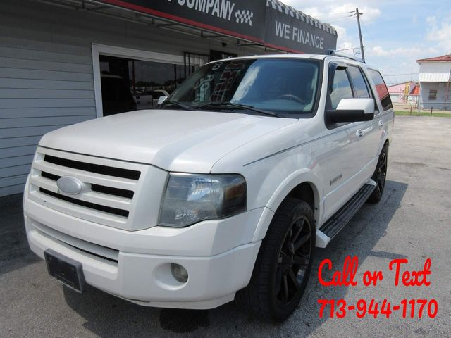 2007 Ford Expedition Limited south houston, TX